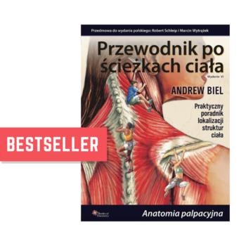 Przewodnik po ścieżkach ciała – Anatomia palpacyjna – Andrew Biel dla fizjoterapeuty